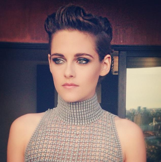 Hairstyle Kristen Stewart S Rockabilly Pompadour