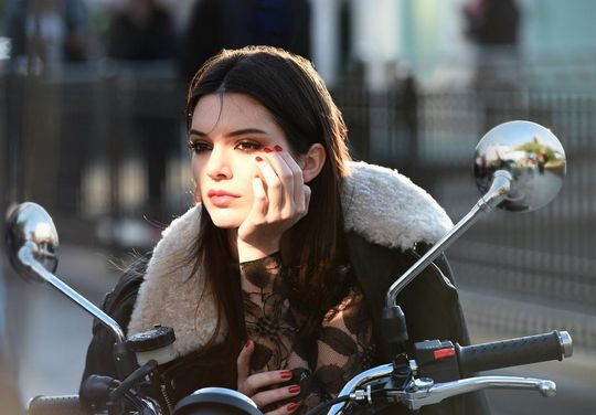 Kendall Jenner Is The New Face Of This Beauty Brand