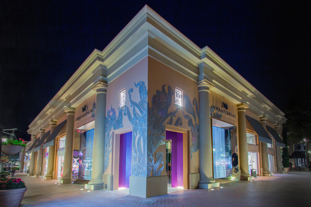 5 Things To Know About Urban Decay S New Flagship Store
