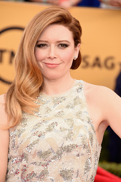SAG Awards 2015 Hair & Makeup: Natasha Lyonne