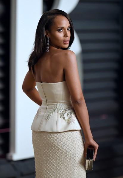 Get Kerry Washington's Stunning Academy Awards Makeup & Hair Look NOW