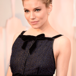 Sienna Miller's Old Hollywood Oscars Makeup