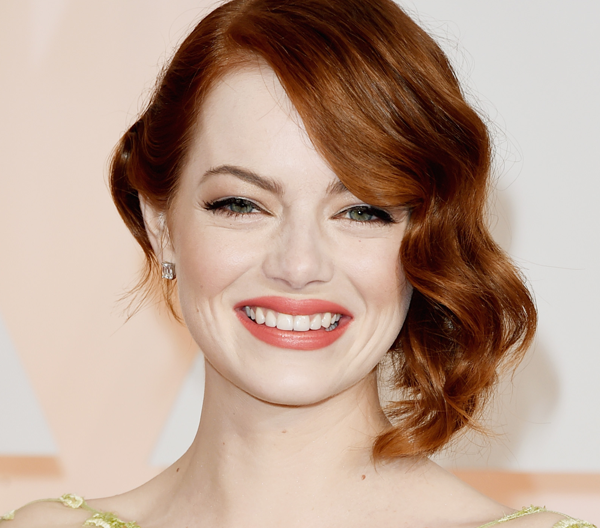 You Know You Need To Know About Emma Stone S Matte Tulip