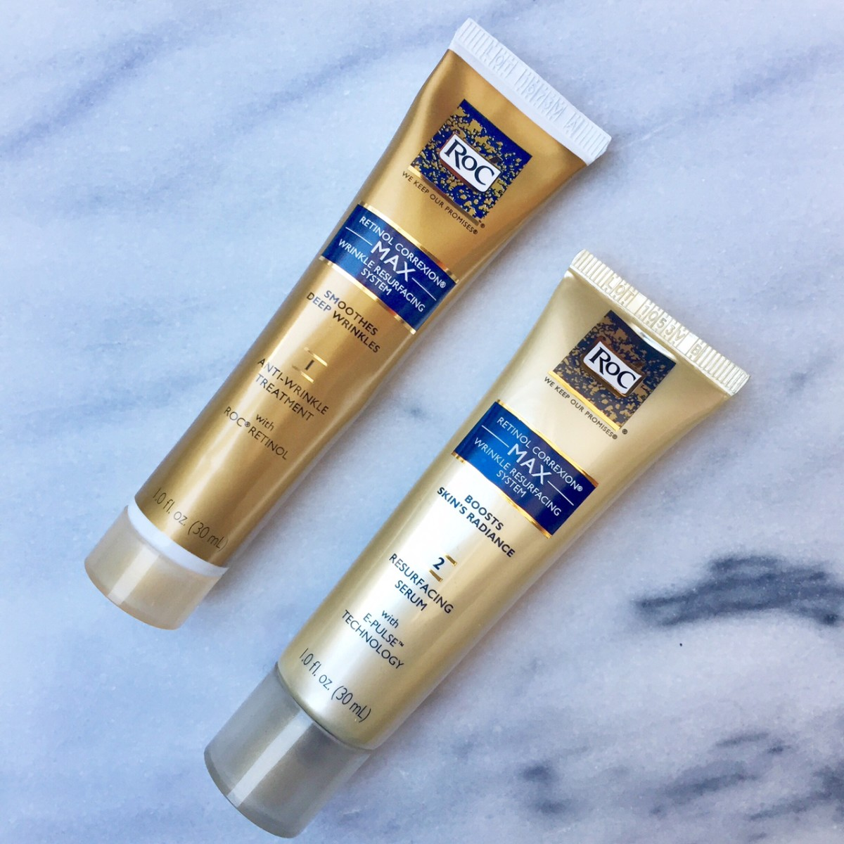 Two Weeks With Roc Retinol Correxion Max Wrinkle Resurfacing System