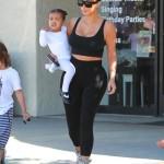 Kim Kardashian's Hair Is Back To Black