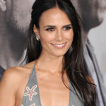 The Secret To Jordana Brewster's Flawless Skin At The 'Furious 7' Premiere