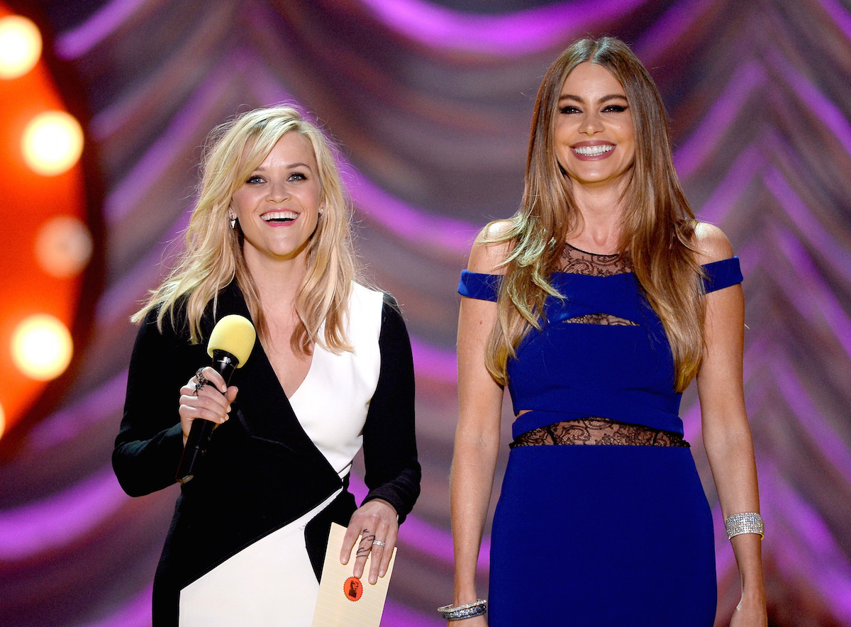 Reese Witherspoon's MTV Movie Awards Makeup