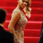 Met Ball 2015 Makeup: Beyoncé Knowles