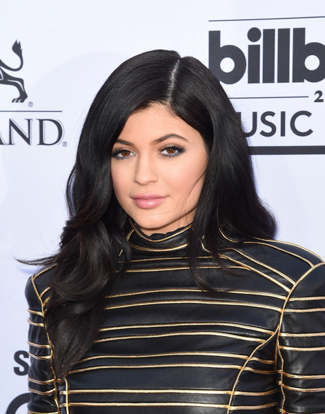 Kylie Jenner's Two-tone Liner