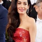 Met Ball 2015 Makeup: Amal Clooney