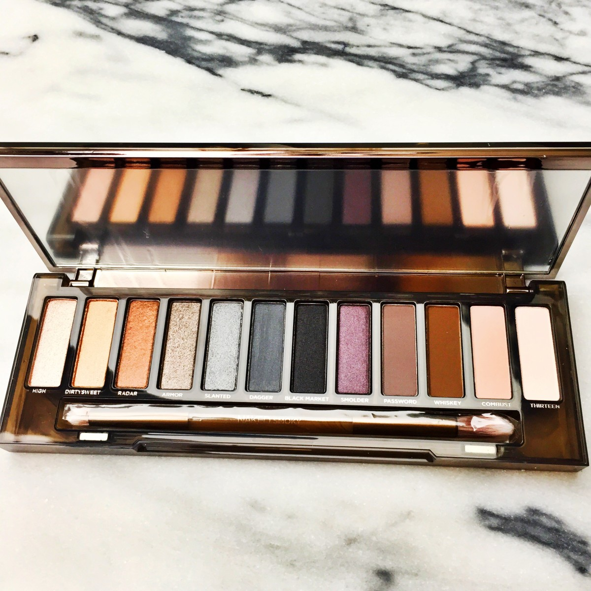 NEW: Urban Decay Naked Smoky Palette Is Available July 8