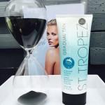 We Tried It: St. Tropez Gradual Tan In-Shower Cream