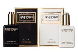 Nirvana By Elizabeth And James Launches Body Oil