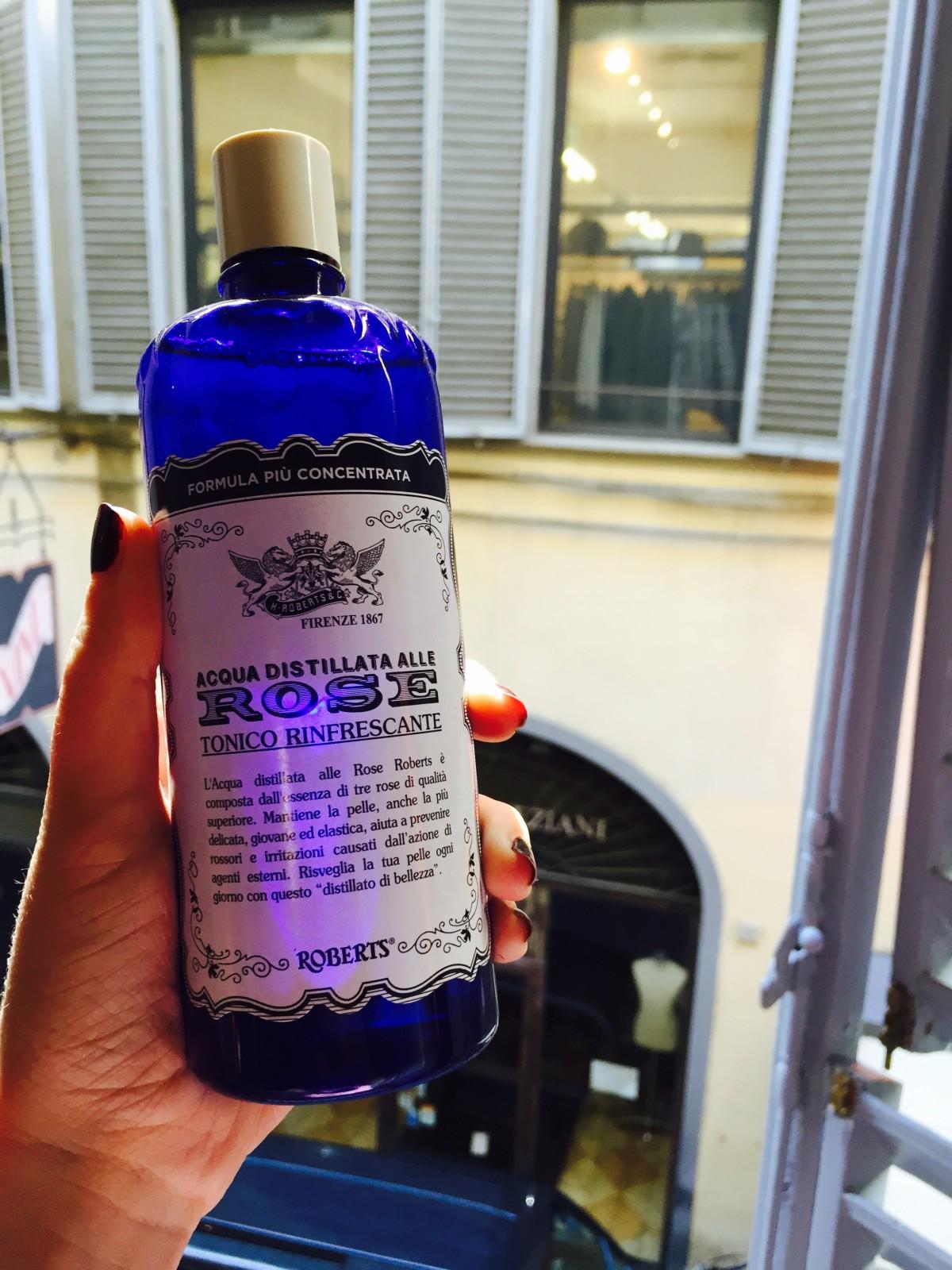 Primping All Over The World: Acqua Distillata Alle Rose – Tonico Rinefrescante Review