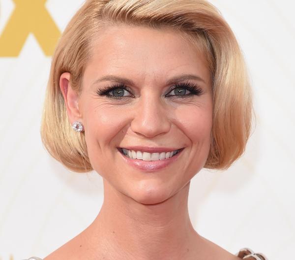 Recreate Claire Danes' Emmys 2015 Faux Bob Style