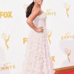 Gina Rodriguez's Fierce Emmys 2015 Ponytail
