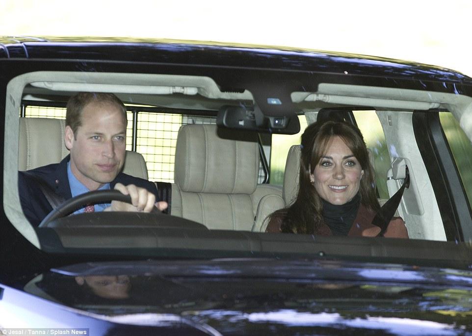 Kate Middleton Dons Bangs Again