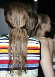Milly Fashion Week Spring/Summer 2016: Princess Buttercup Hair