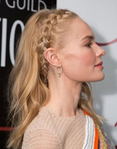 You Need To Recreate Kate Bosworth's Charming Headband Braid, Stat