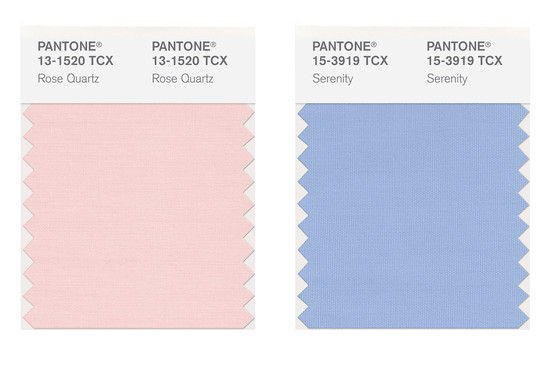 Pantone Releases 2 Colors For 2016