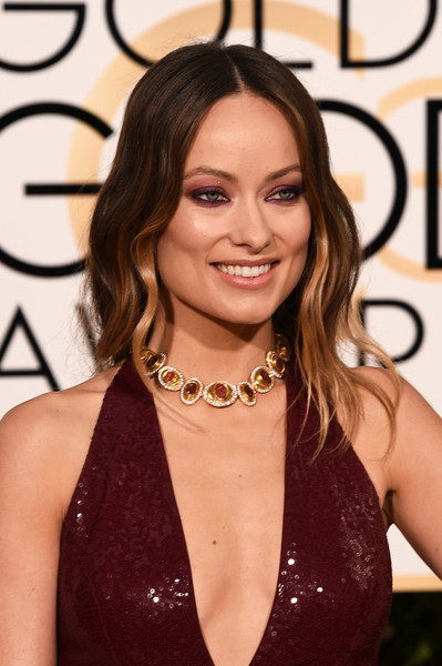 The Trick To Olivia Wilde's Low-ass Ponytail