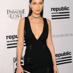 The Trick To Bella Hadid's Stunning Grammys Glowiness
