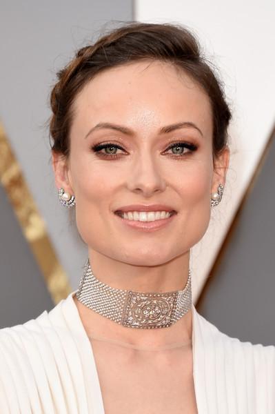 Olivia Wilde S Oscars Makeup Manicure