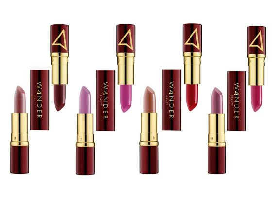 Latest Lip Launch: Wander Beauty's Complementary Colors