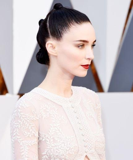 Steal Rooney Mara's Architectural Oscars Hairstyle