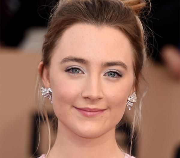 Saoirse Ronan's Soft, Ethereal SAGs Makeup Look