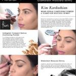 The Scoop On Kim Kardashian's Powder And Mascara