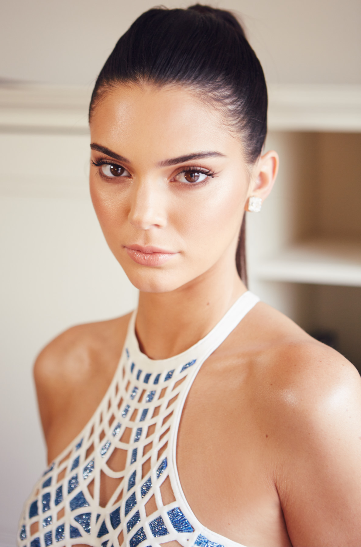 The Key To Kendall Jenner's Met Gala Beauty Concept