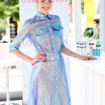 Jaime King Talks Sun Safety At The Long Live Skin Event