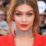 How Gigi Hadid Combines Natural And Bold Makeup