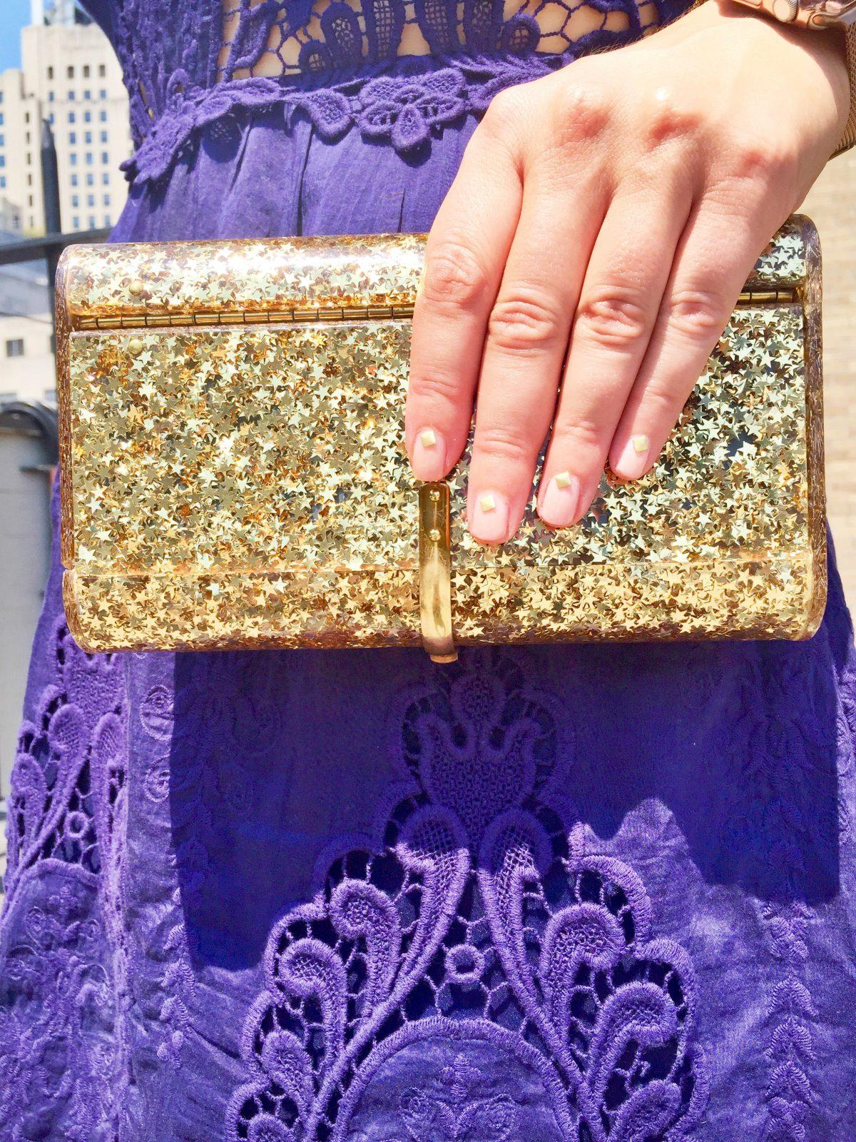 Loving Of Late: Nail Art With Swarovski Crystals
