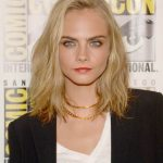 The Trick To Cara Delevingne's Edgy Comic Con Eyeliner