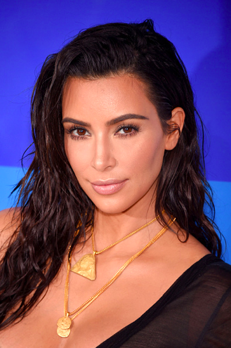 Get Kim Kardashian West's Greek Goddess Glow