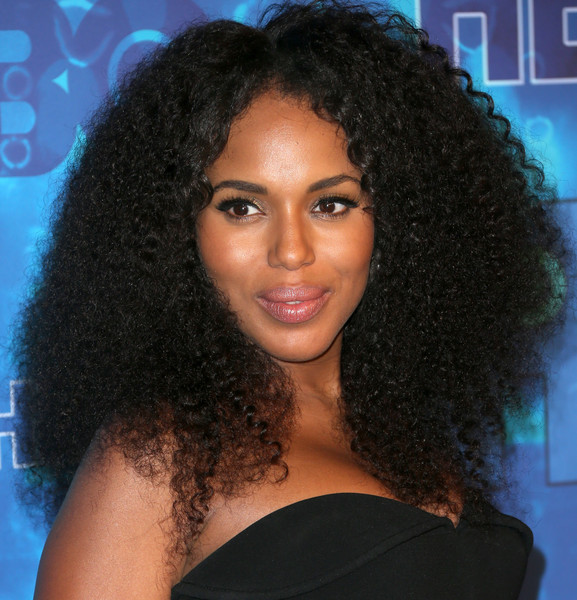 How To Recreate Kerry Washington's Killer Curls