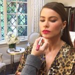 The Secret To Sofia Vergara's Retro Makeup Look