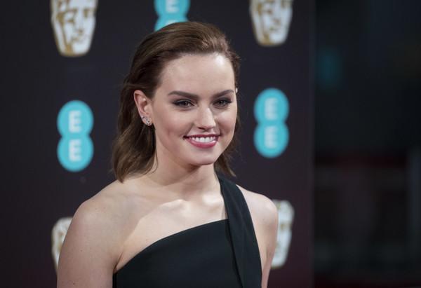 BAFTAS: Daisy Ridley's Undone 'do