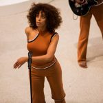 Solange Knowles' Stunning Skin At The Guggenheim