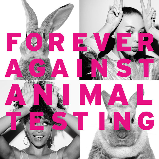 The Body Shop Calls For An Animal Testing Ban