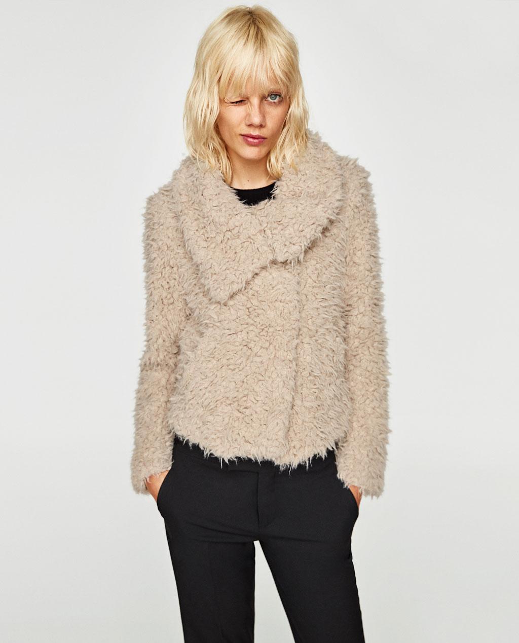 The Zara Jacket You Need Now