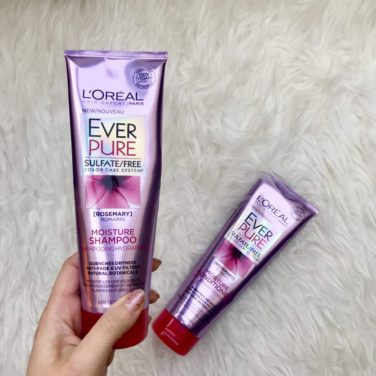 Better Homes & Gardens Beauty Box: L'Oreal EverPure Moisture Haircare