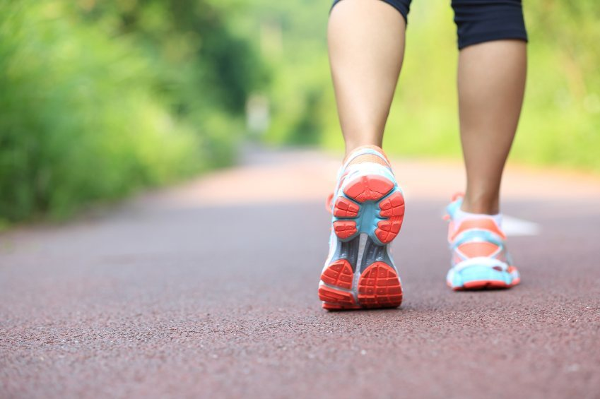 One Small Health Hack: 12K Steps A Day