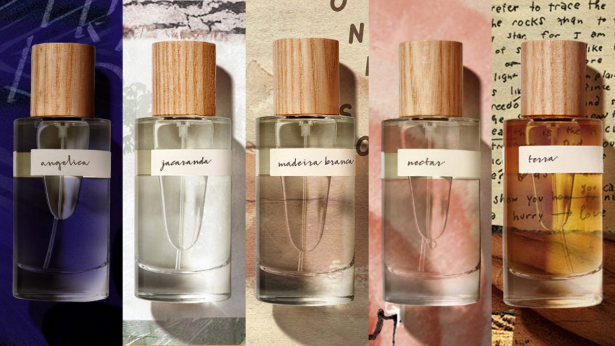 "NaturaBrasil's ""Collages"" Fragrance Collection Is a Snapshot of Brasil"