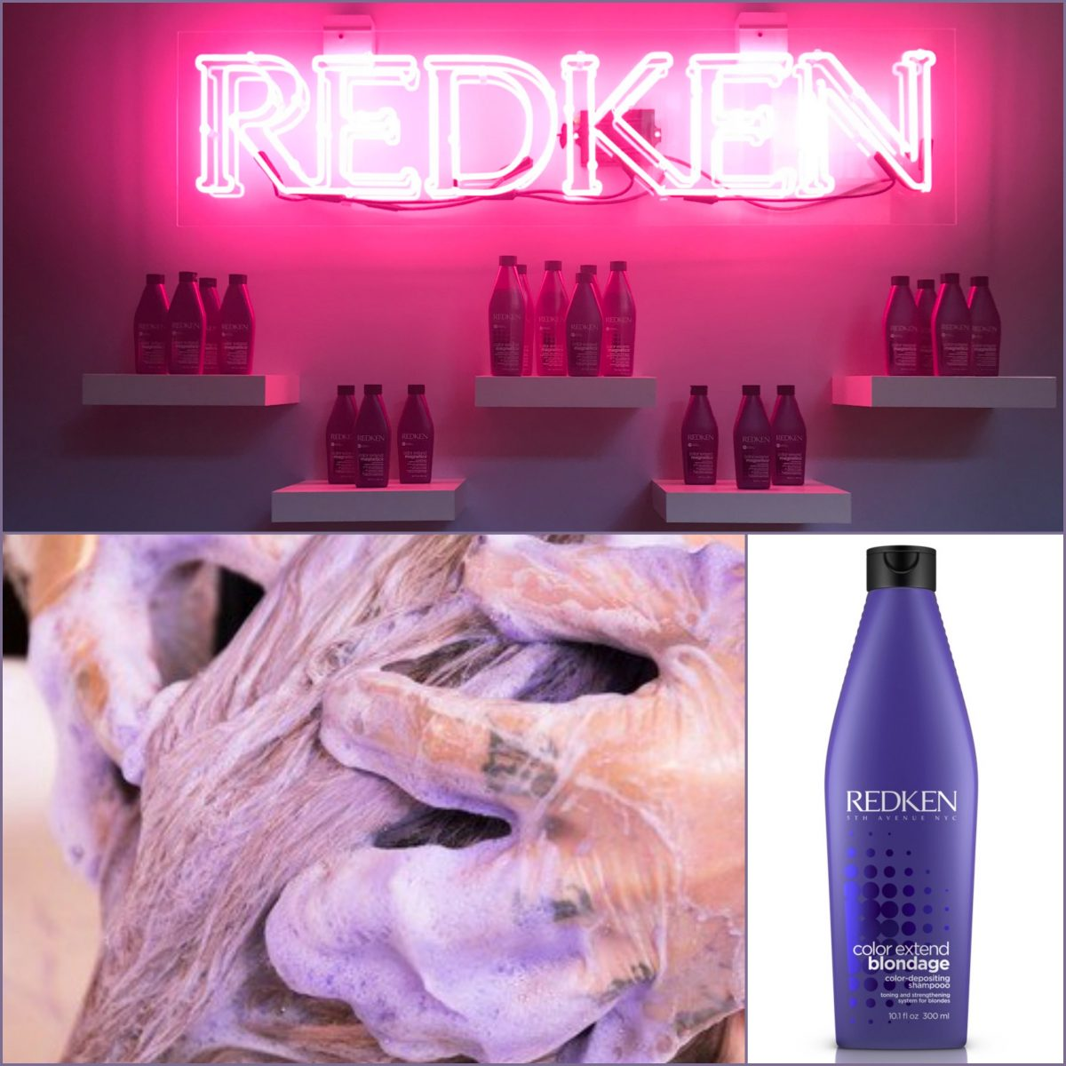 Bid Brassy Hair Goodbye With Redken's Color Extend Blondage