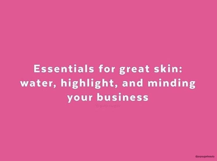 10 Ways Obianuju Is Overhauling Her Skincare Routine