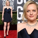 The Secret To Elisabeth Moss' Side-Parted Pony