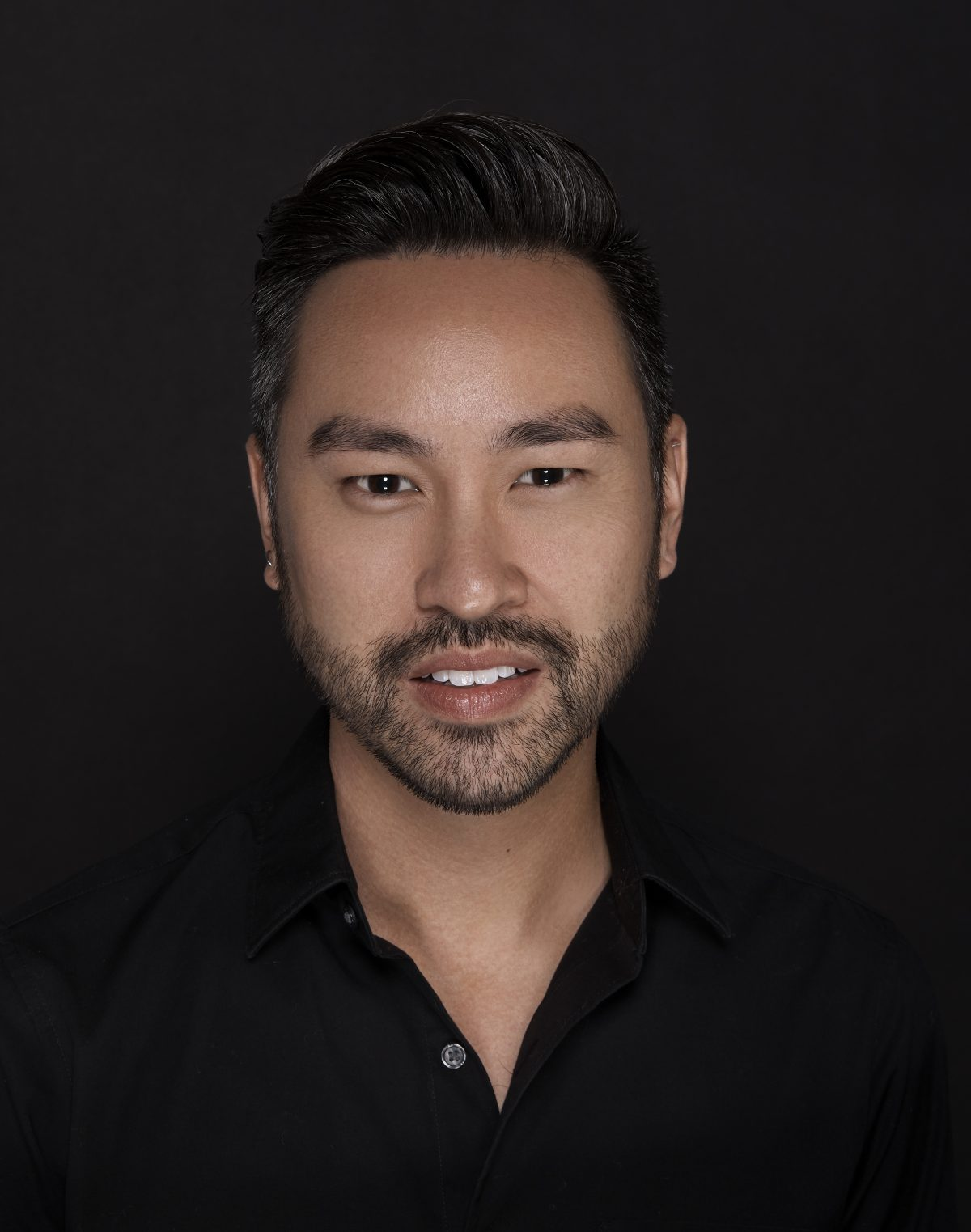 Marc Reagan, Director of Artistry & Education for Hourglass Cosmetics